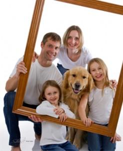 Studio Family Photography at Shine Photo