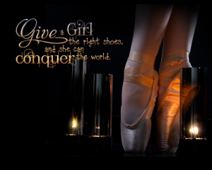 Give a Girl the Right Shoes: Shine Photo Private Session