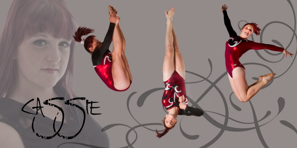 Shine Photo Gymnastics Composite