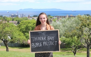 Madison Ranta: Thunder Bay People Project