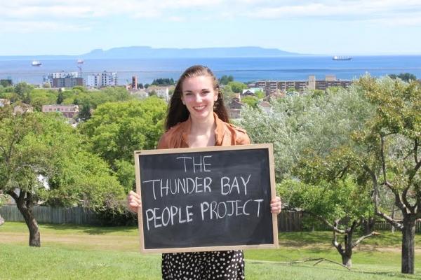 Madison Ranta: Thunder Bay People Project