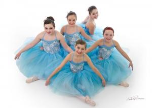 Shine Photo: High Volume Dance Team Portraiits