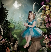 Shine Photo LE Fairy Portraiture