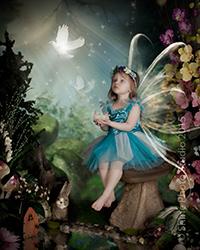 Shine Photo LE Fairy Portraiture