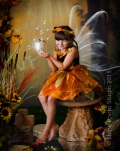 Shine Photo: Fairy Limited Edition Portraits for Children