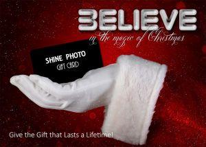 Black Friday Gift Card Sale at Shine Photo
