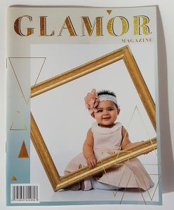 The Annual Club Glamor Magazine Cover