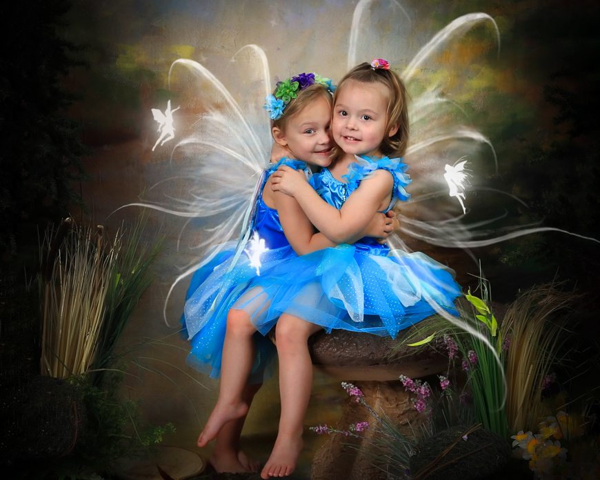Limited Editions at Shine Photo include fairies, pirates, mermaids and more. Thunder Bay ON