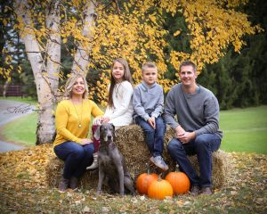 Fall Family Mini Session at the Farm