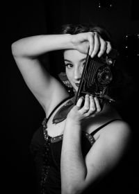Pin Up Film Noir