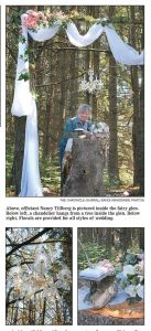 Chronicle Journal Pop Up Wedding Article Inspiredweddings.ca